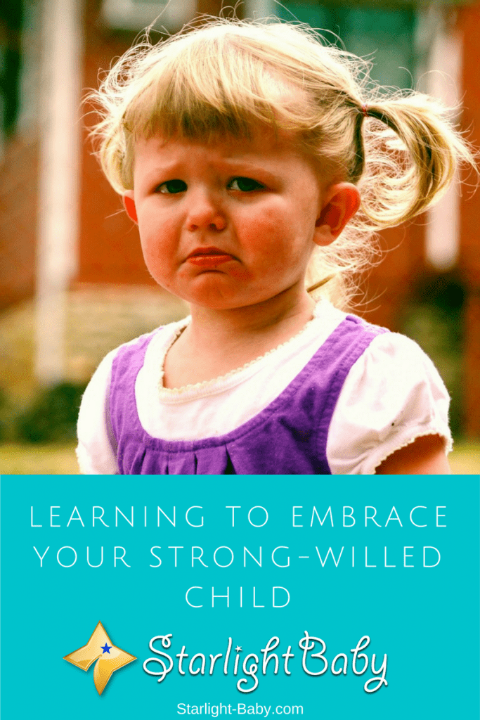 Learning To Embrace Your Strong-Willed Child