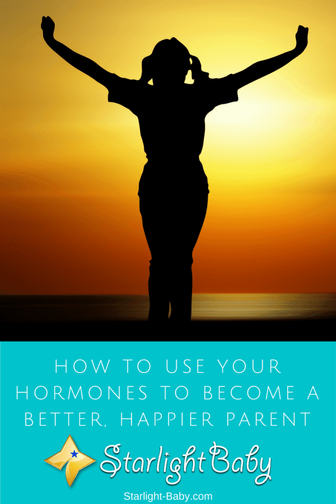 How To Use Your Hormones To Become A Better, Happier Parent