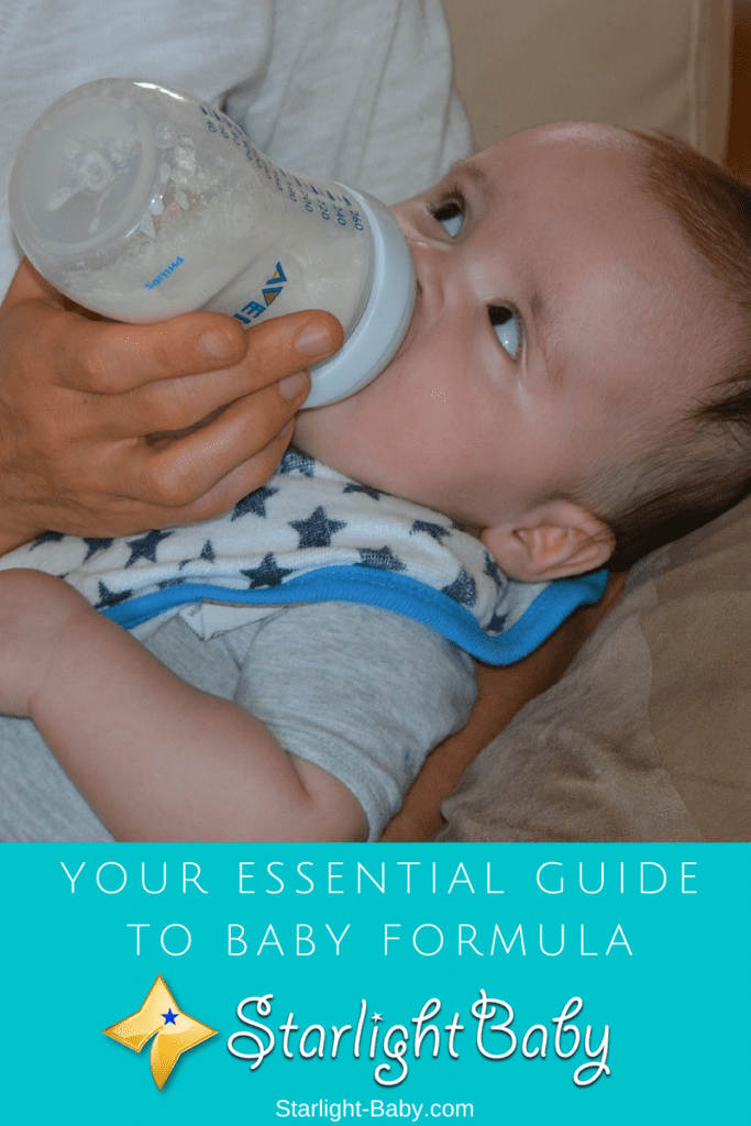 Your Essential Guide To Baby Formula