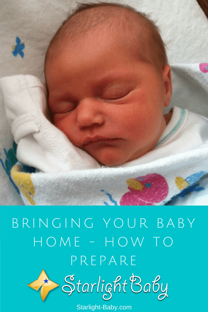 Bringing Your Baby Home: How To Prepare