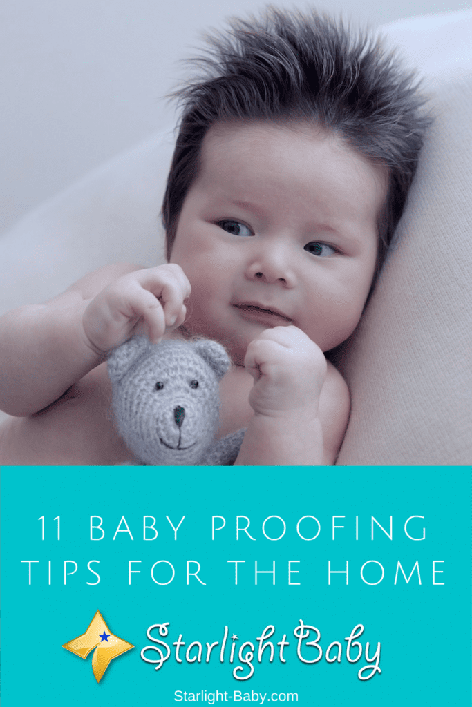 11 Baby Proofing Tips For The Home