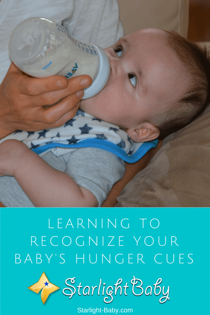 Recognizing Your Baby's Hunger Cues