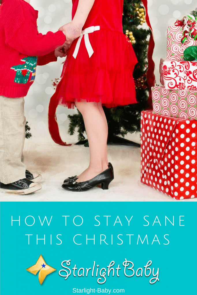 How To Stay Sane This Christmas With Your Toddler