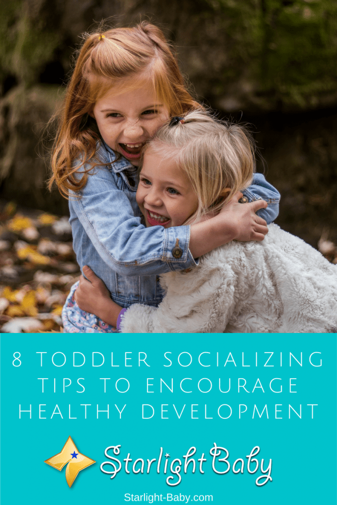 8 Toddler Socializing Tips To Encourage Healthy Development