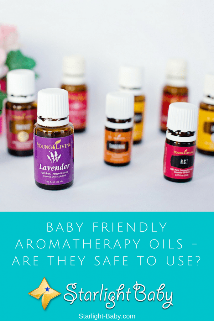 Baby Friendly Aromatherapy Oils – Are They Safe To Use?