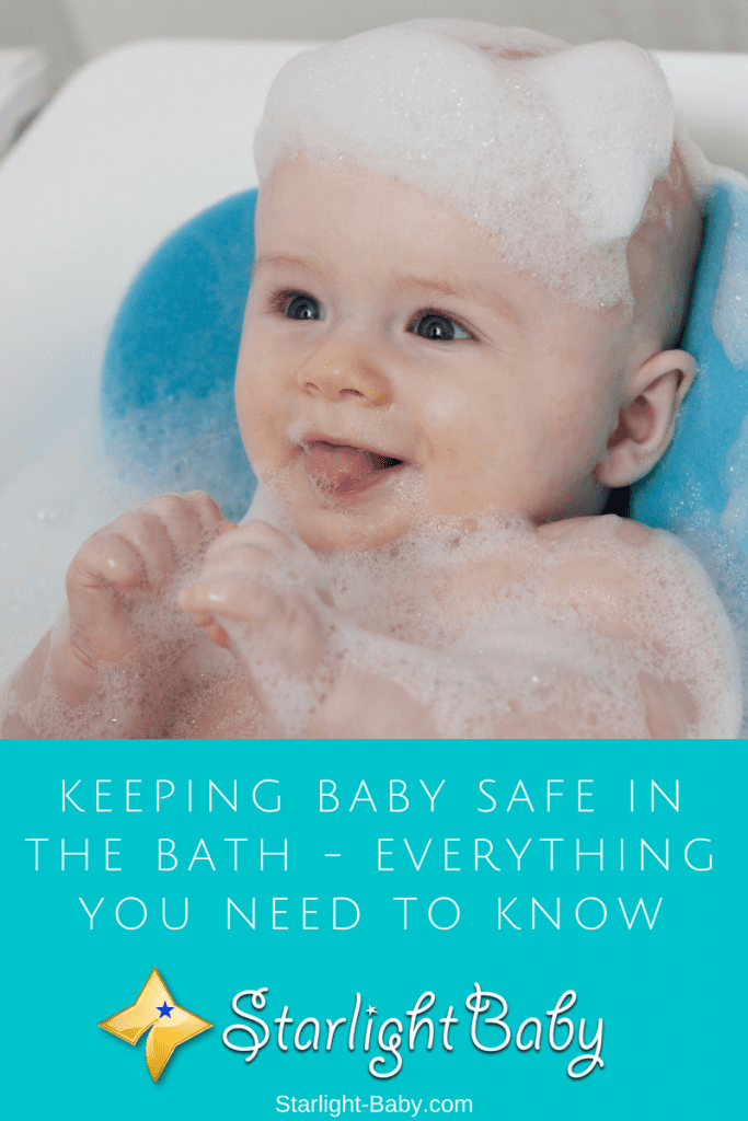 Keeping Baby Safe In The Bath - Everything You Need To Know