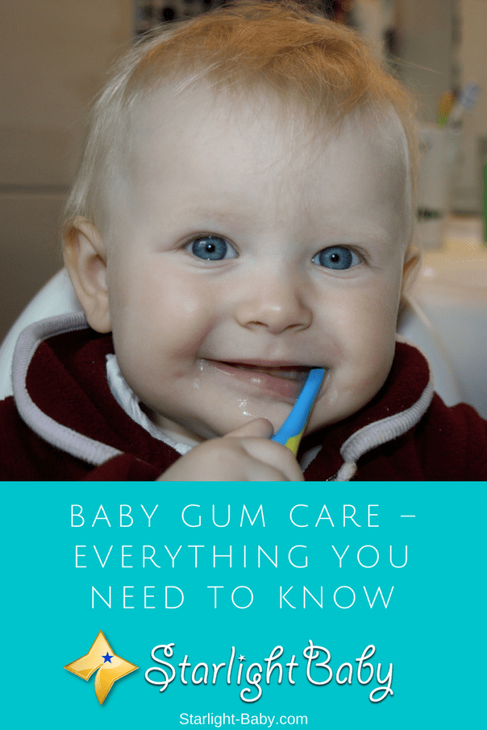 Baby Gum Care – Everything You Need To Know