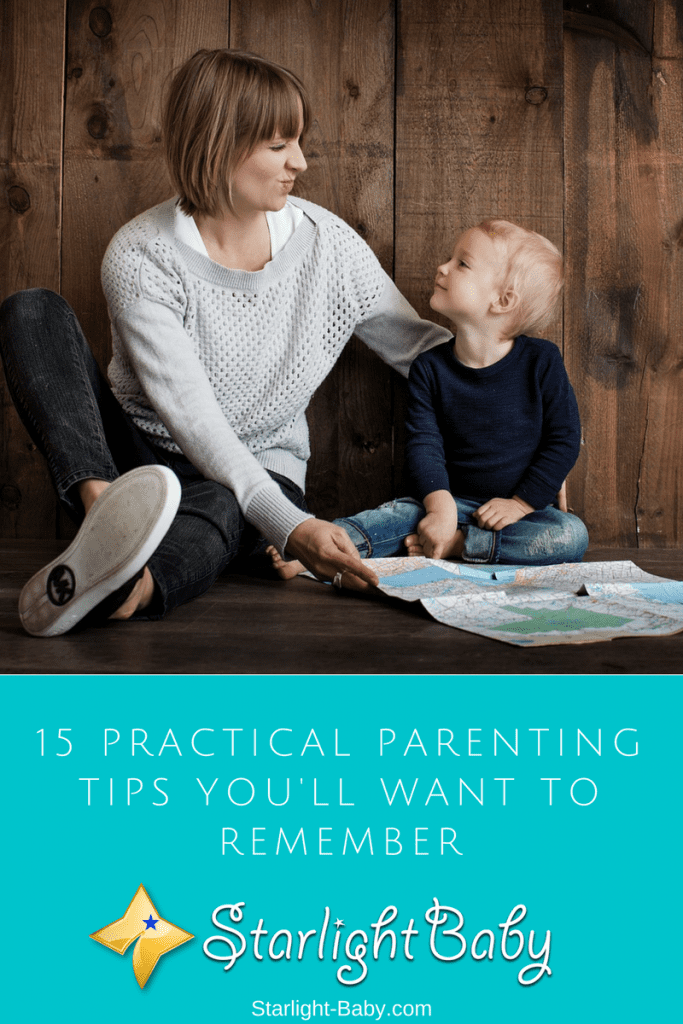 15 Practical Parenting Tips You'll Want To Remember