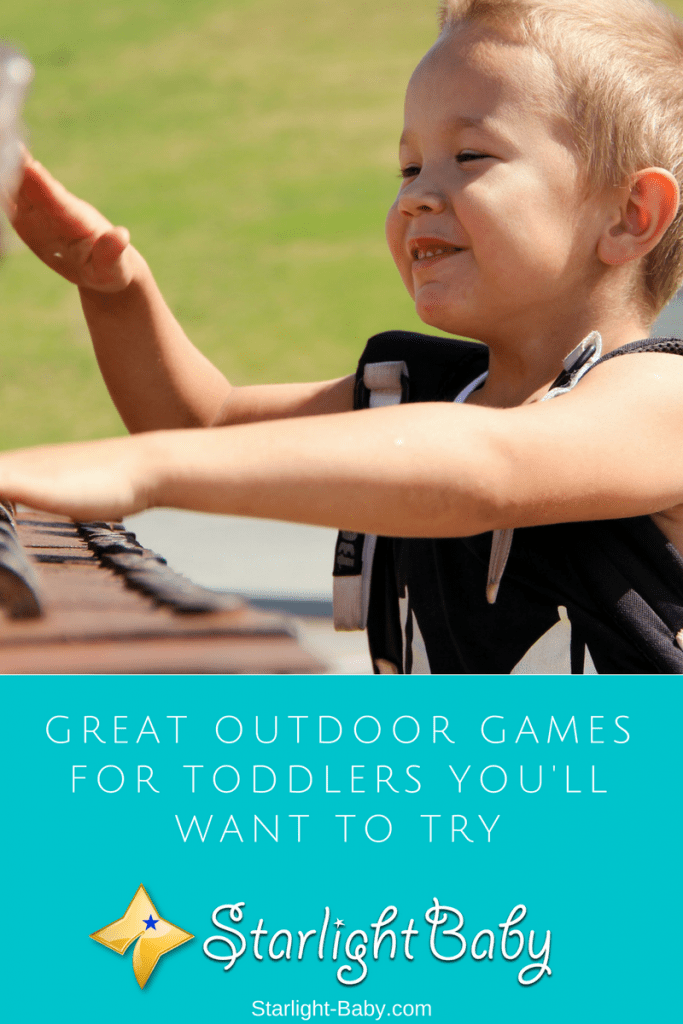 Great Outdoor Games For Toddlers You'll Want To Try