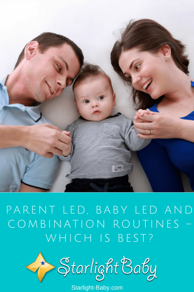 Parent Led, Baby Led And Combination Routines – Which Is Best?