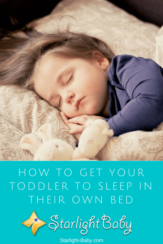 How To Get Your Toddler To Sleep In Their Own Bed - Toddler Sleep Training