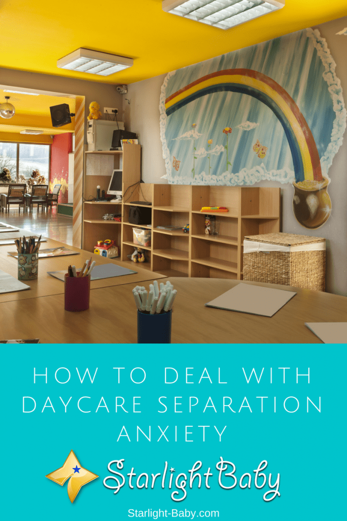 How To Deal With Daycare Separation Anxiety