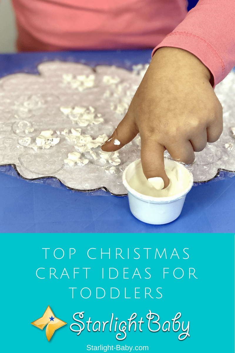 Top Christmas Craft Ideas For Toddlers