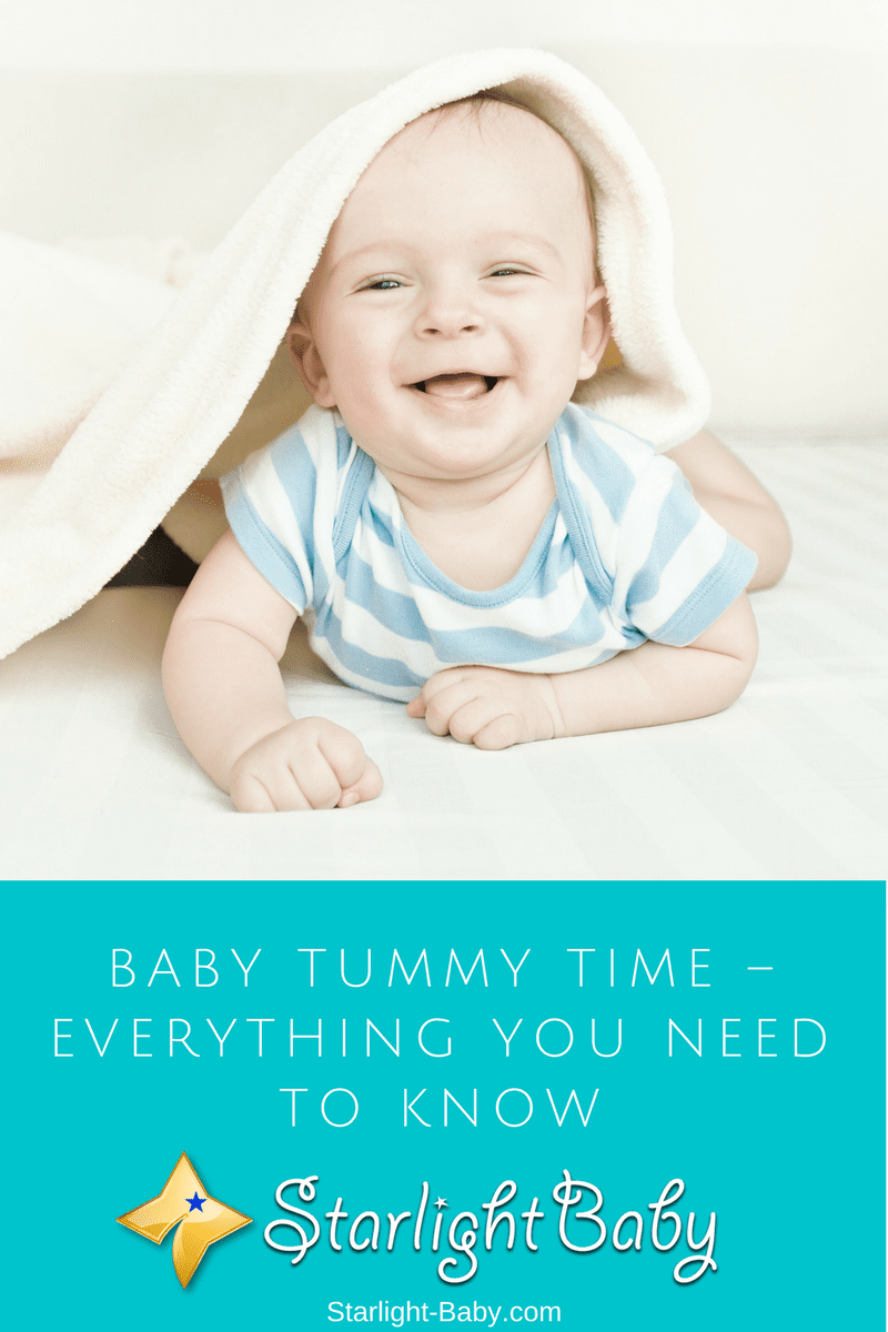 Baby Tummy Time – Everything You Need To Know