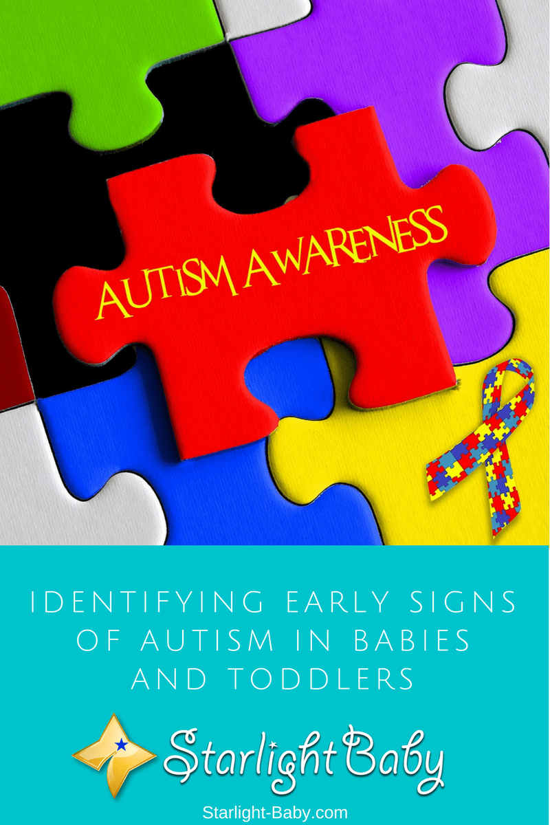 Identifying Early Signs Of Autism In Babies And Toddlers
