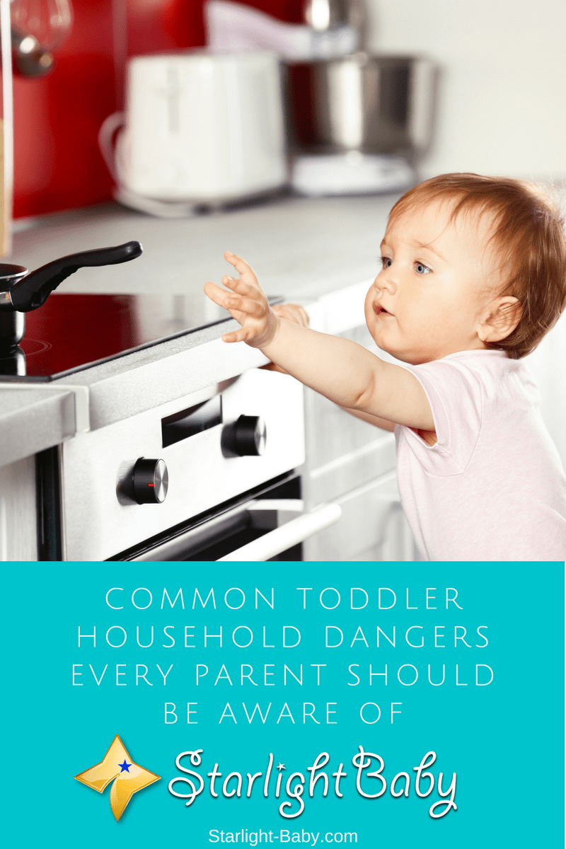 Common Toddler Household Dangers Every Parent Should Be Aware Of