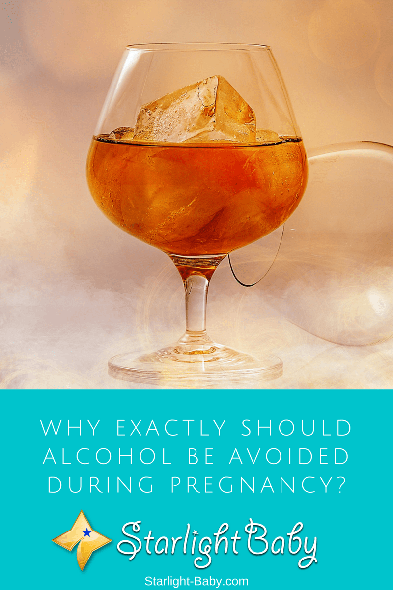 Why Exactly Should Alcohol Be Avoided During Pregnancy?