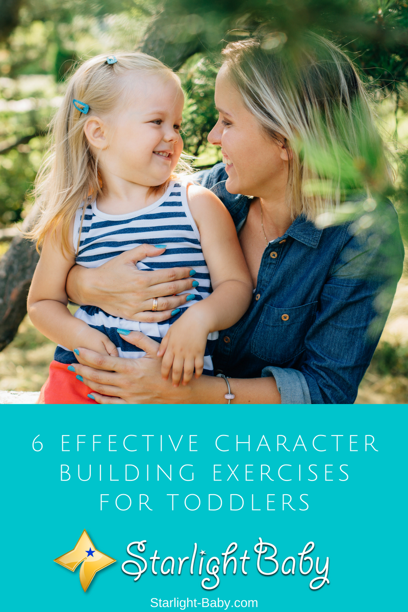 6 Effective Character Building Exercise For Toddlers