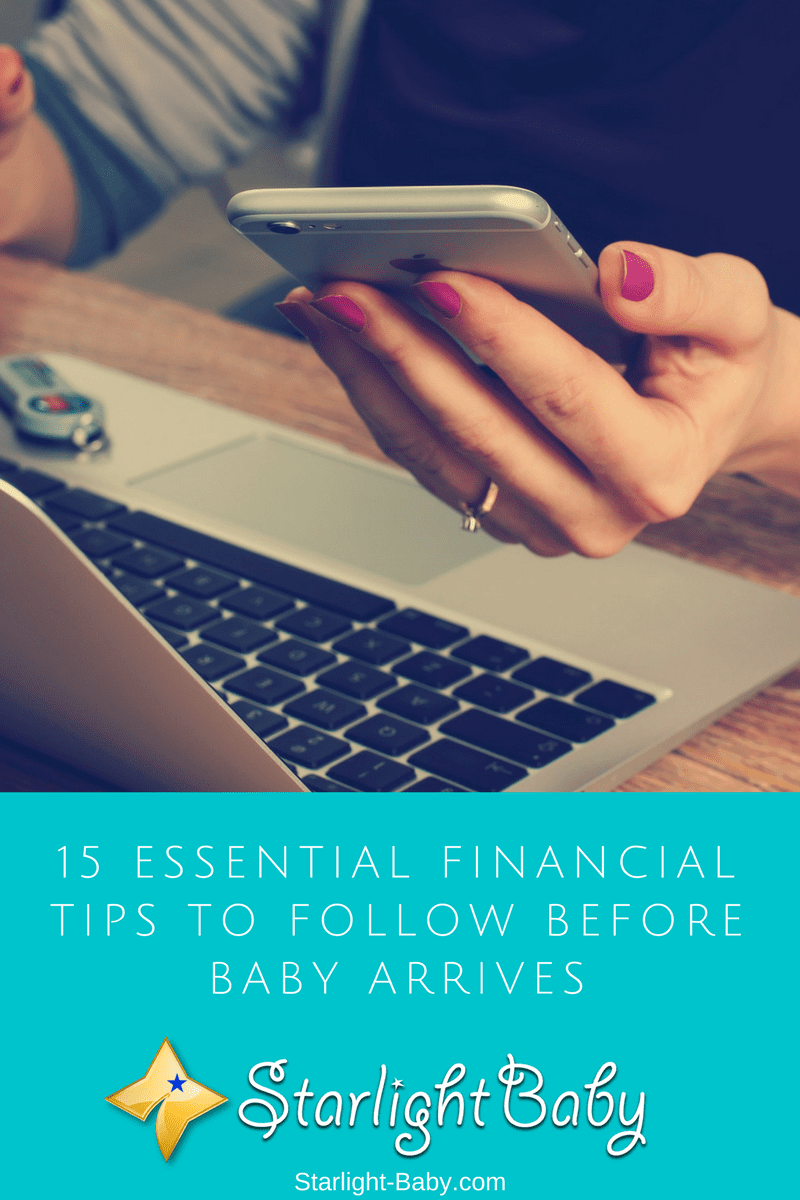 15 Essential Financial Tips To Follow Before Baby Arrives