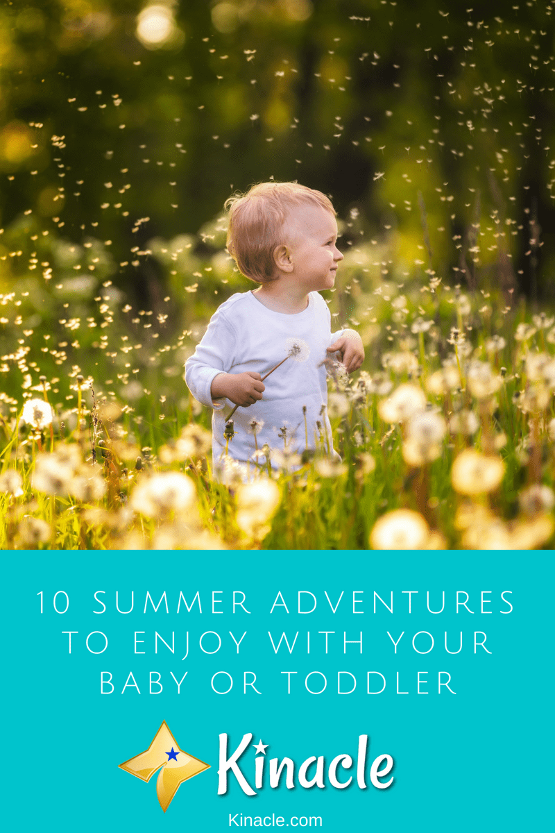 10 Summer Adventures To Enjoy With Your Baby Or Toddler