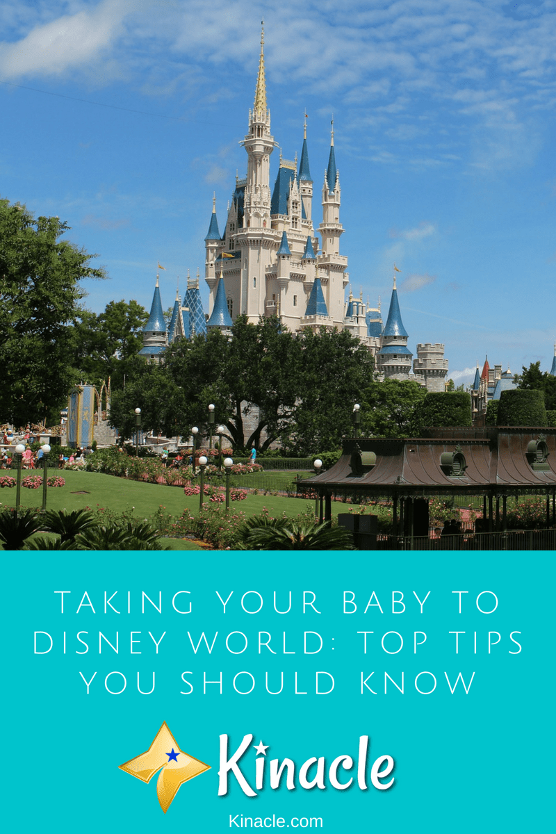 Taking Your Baby To Disney World: Top Tips You Should Know
