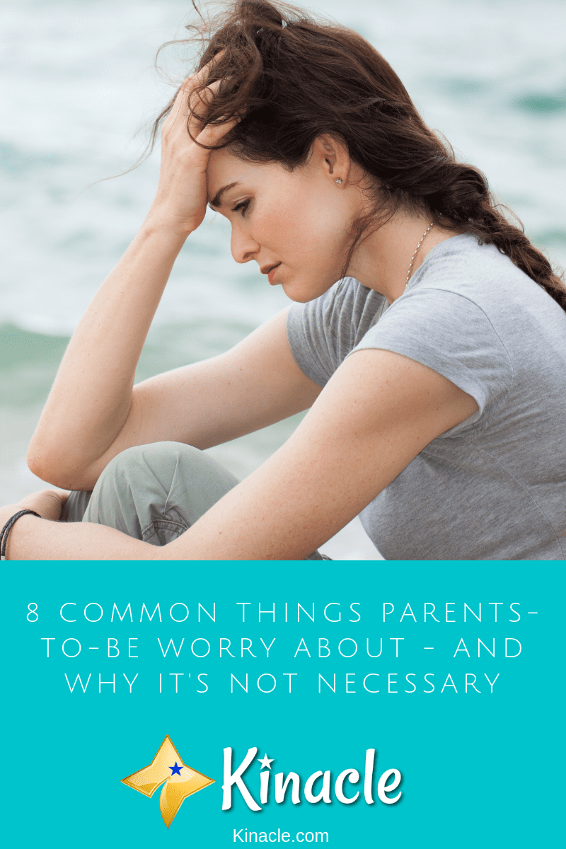 8 Common Things Parents-To-Be Worry About - And Why It's Not Necessary