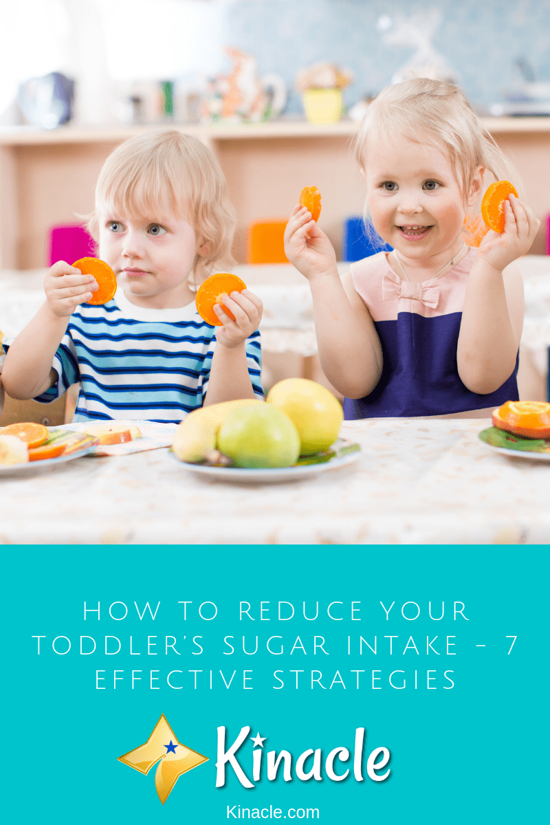 How To Reduce Your Toddler's Sugar Intake - 7 Effective Strategies