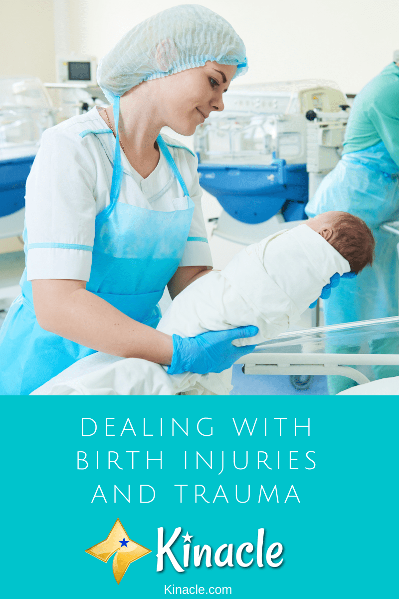 Dealing With Birth Injuries And Trauma