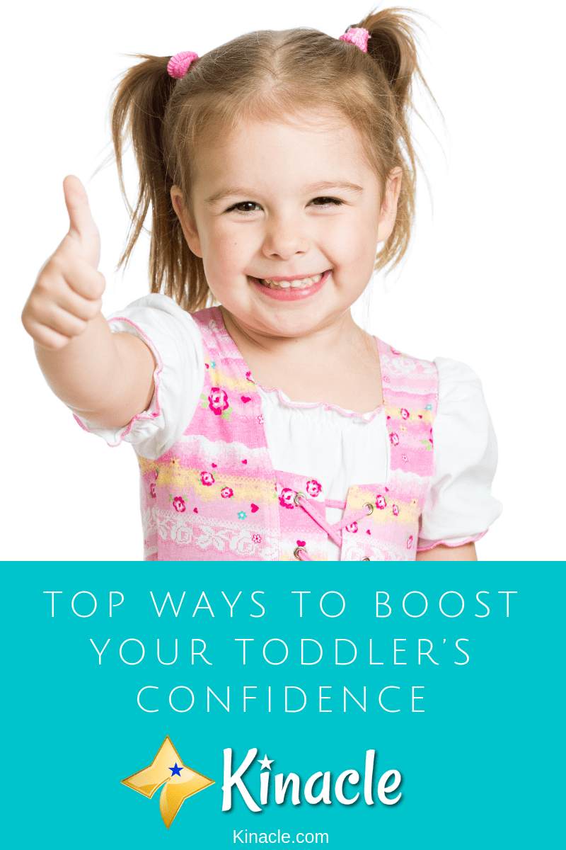 Top Ways To Boost Your Toddler's Confidence