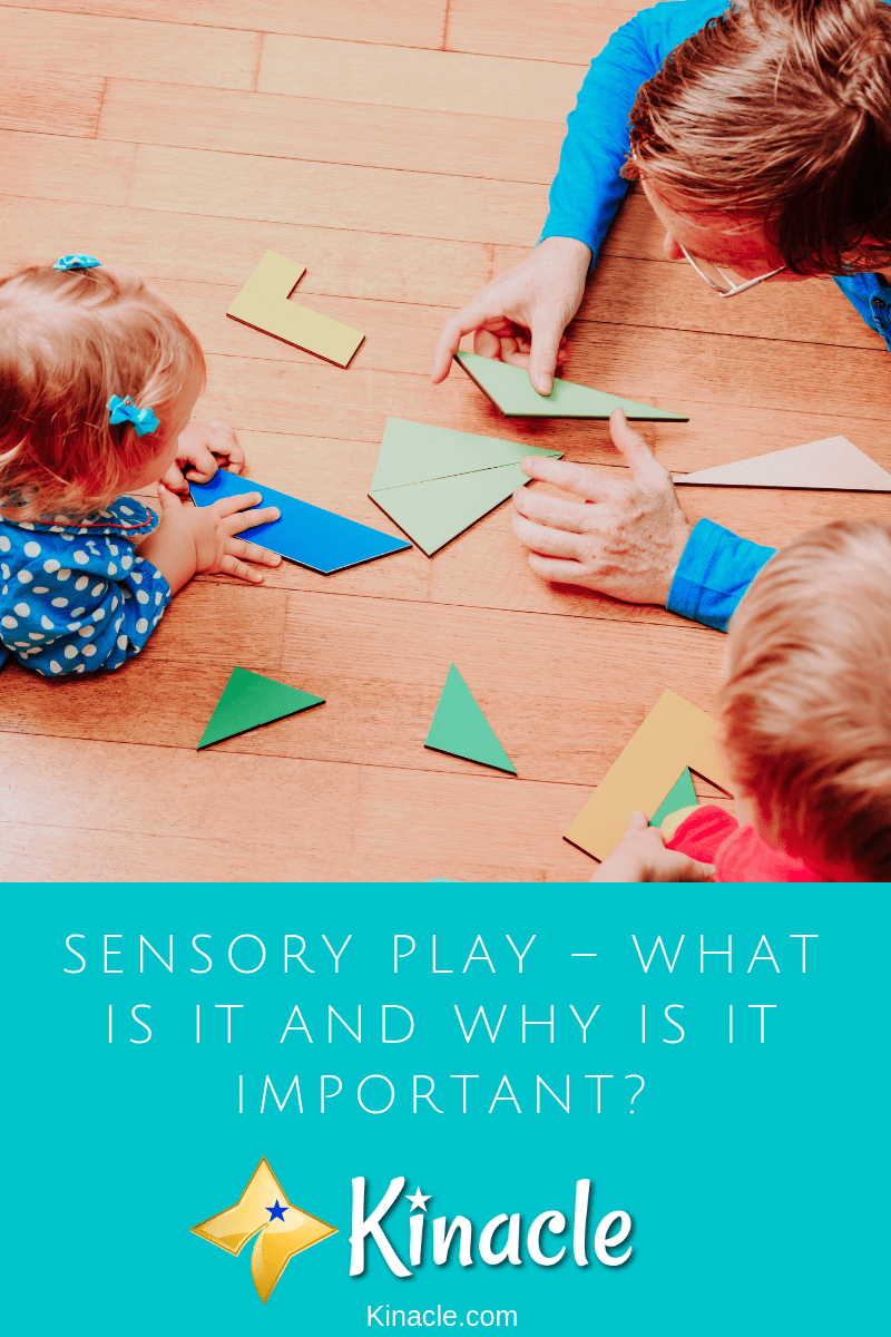 Sensory Play – What Is It And Why Is It Important?