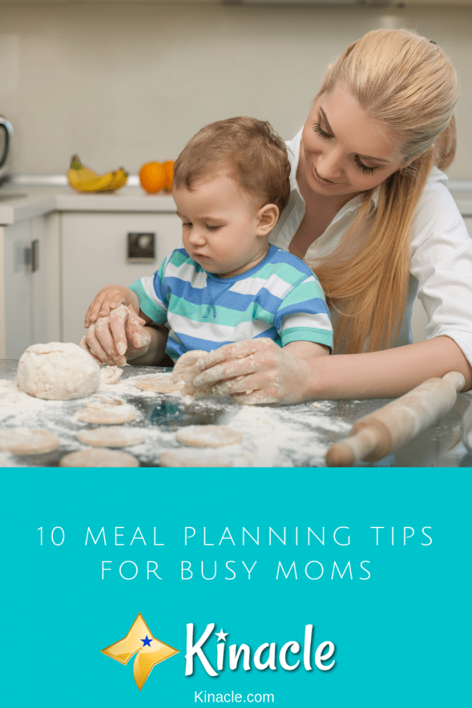 10 Meal Planning Tips For Busy Moms