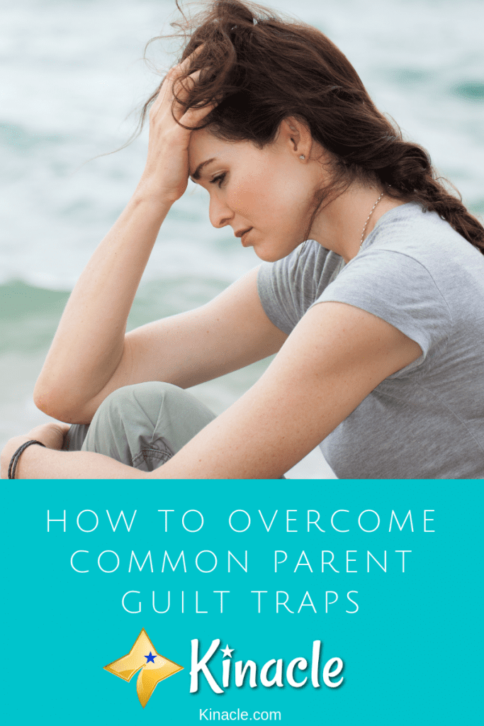 How To Overcome Common Parent Guilt Traps