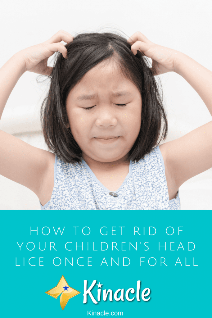 How To Get Rid Of Your Children's Head Lice Once And For All
