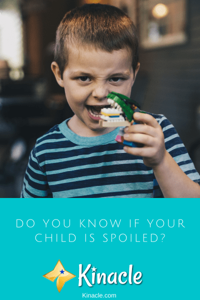 Do You Know If Your Child Is Spoiled