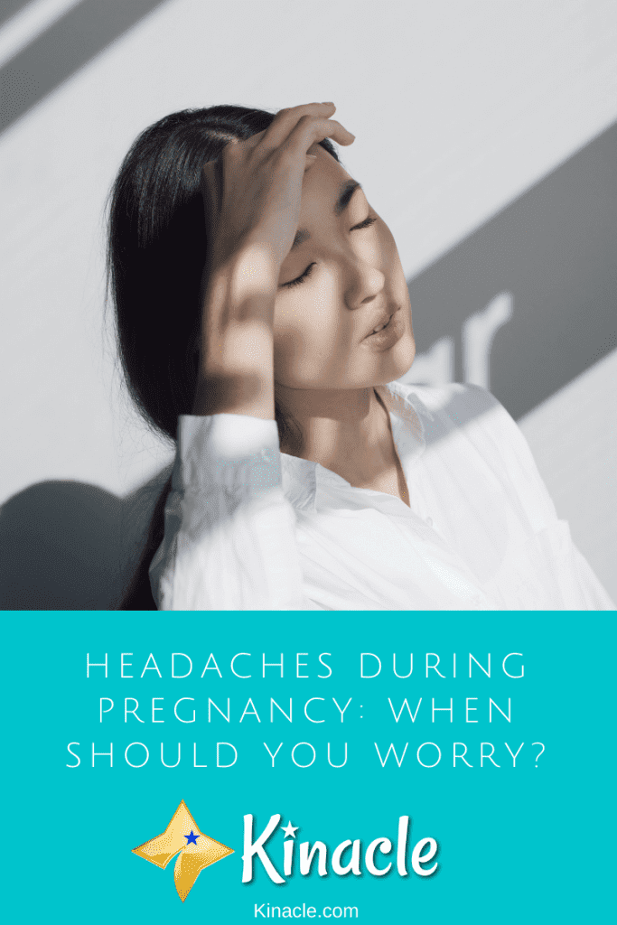 Headaches During Pregnancy: When Should You Worry?