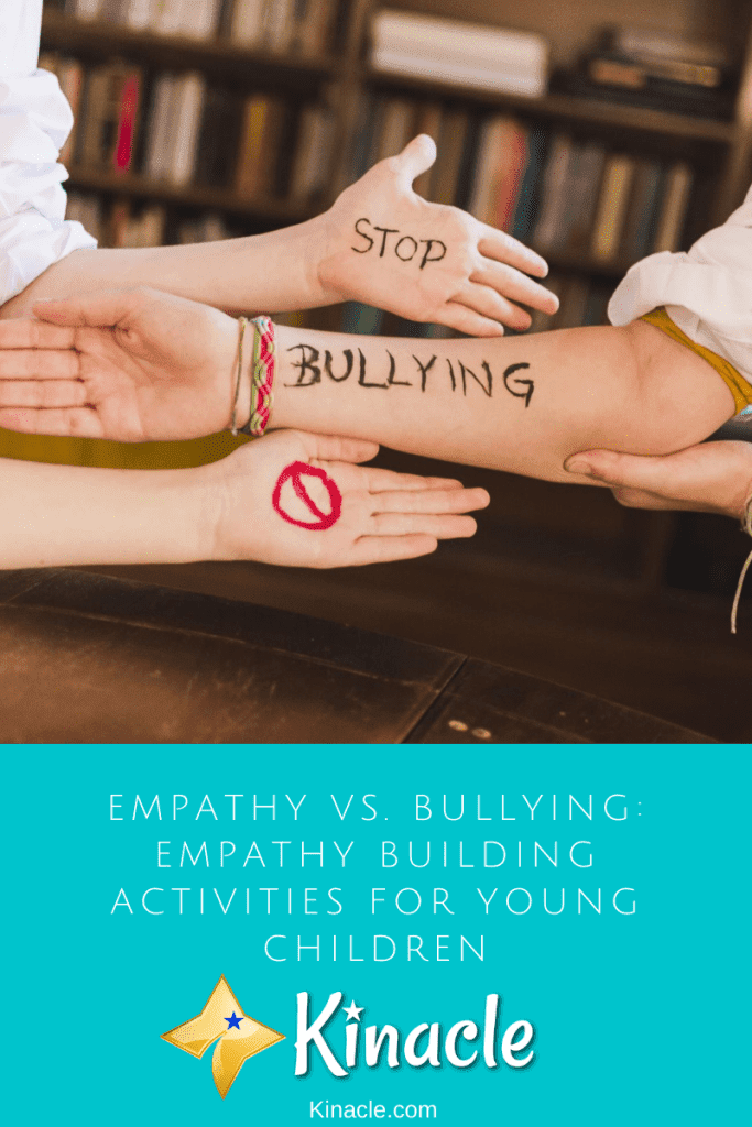 Empathy Vs Bullying: Empathy Building Activities For Young Children
