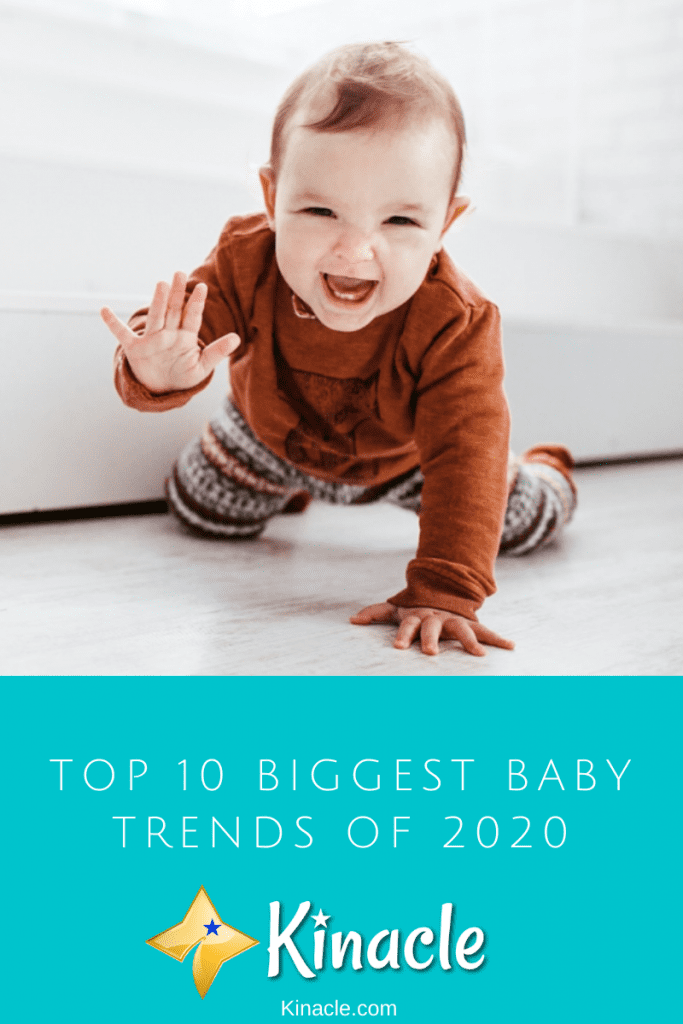 Top 10 Biggest Baby Trends Of 2020