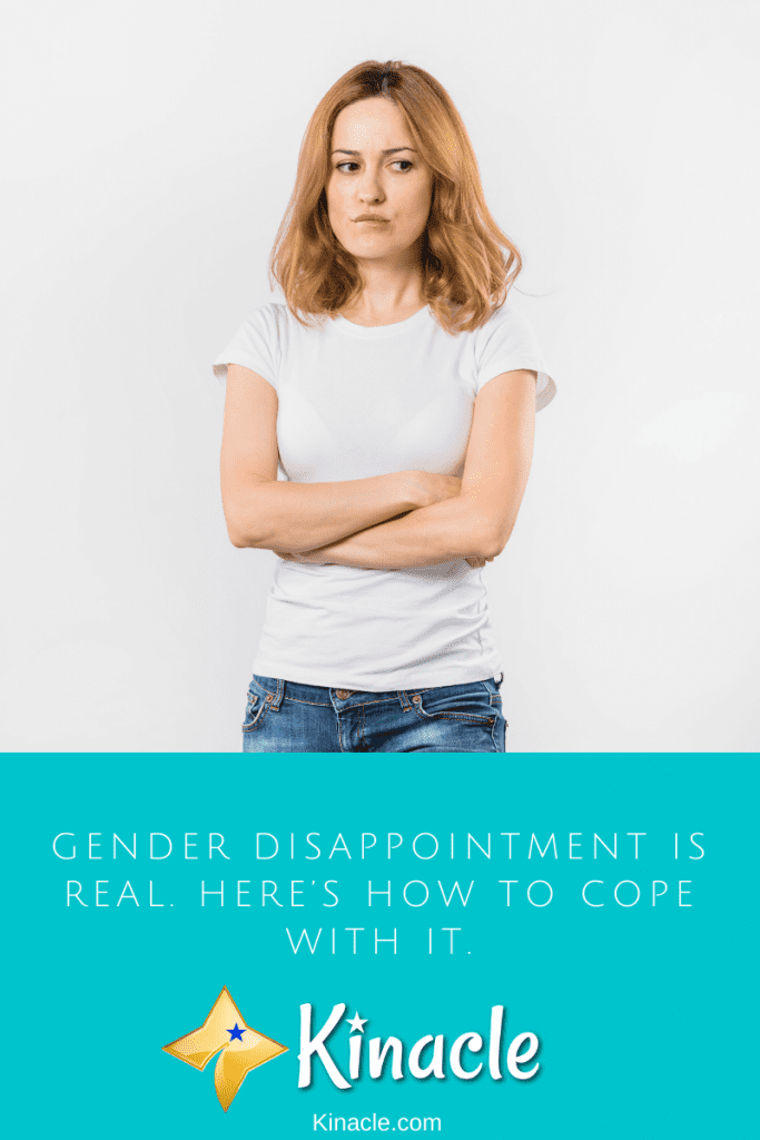 Gender Disappointment Is Real. Here's How To Cope With It.