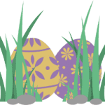 Easter Page Separator