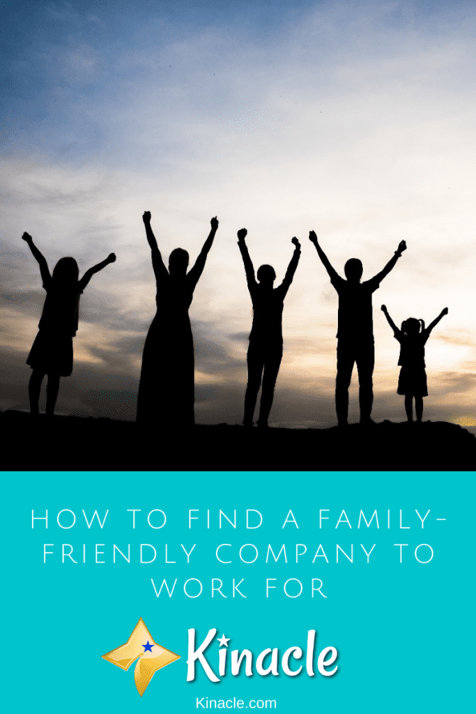 How To Find A Family-Friendly Company To Work For