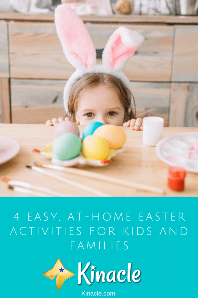 4 Easy, At-Home Easter Activities For Kids And Families