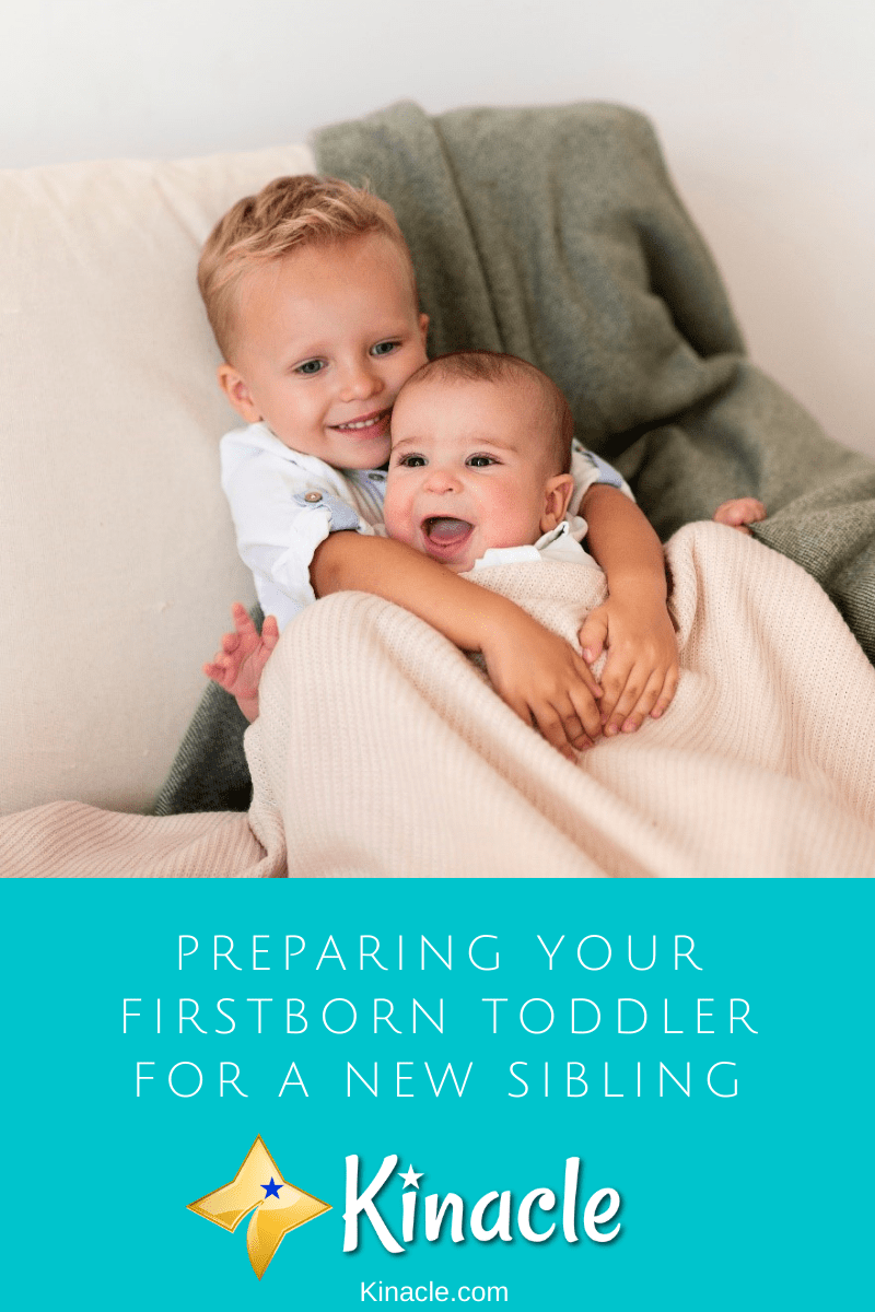 Preparing Your Firstborn Toddler For A New Sibling