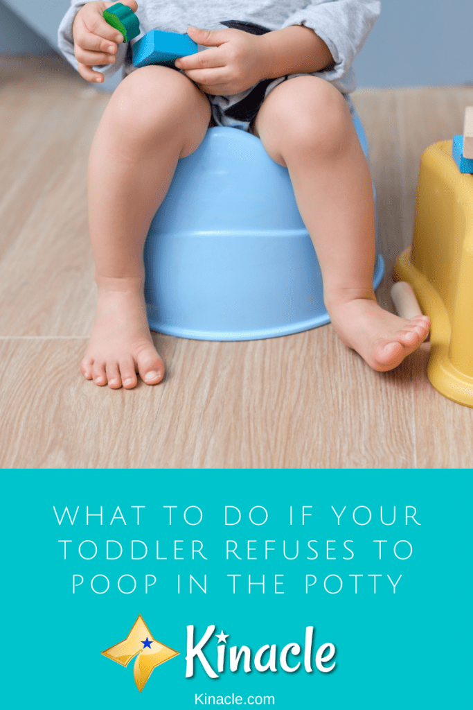 What To Do If Your Toddler Refuses To Poop In The Potty