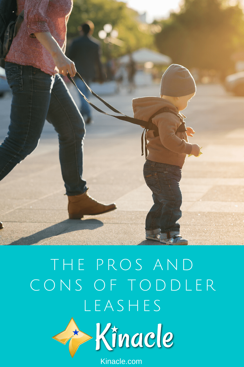 The Pros And Cons Of Toddler Leashes