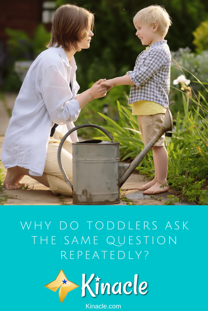 Why Do Toddlers Ask The Same Question Repeatedly?