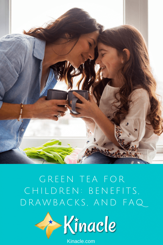 Green Tea For Children: Benefits, Drawbacks, And FAQ