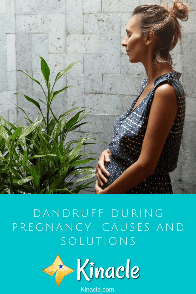 Dandruff During Pregnancy_ Causes And Solutions