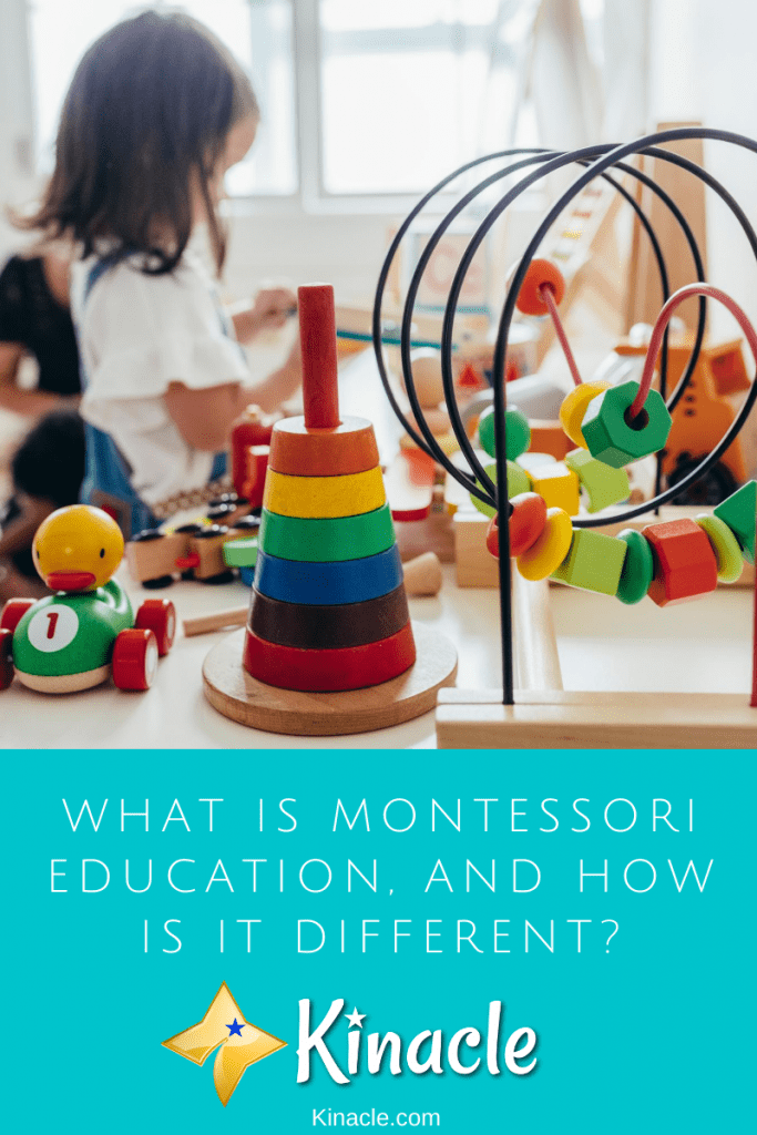 What Is Montessori Education, And How Is It Different?