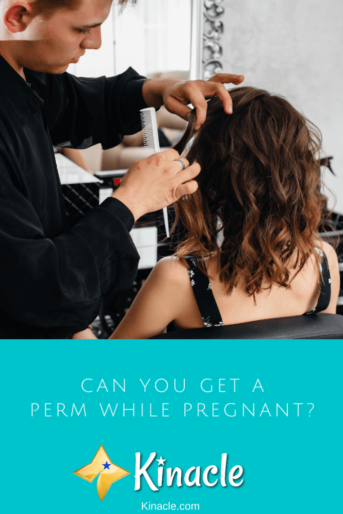 Can You Get A Perm While Pregnant?