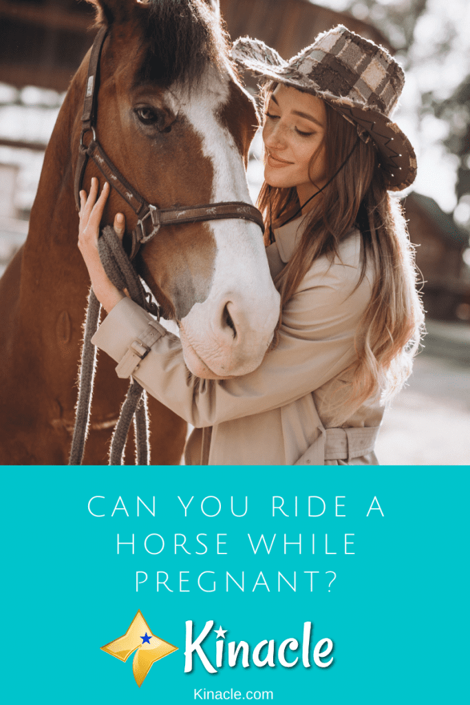 Can You Ride A Horse While Pregnant?